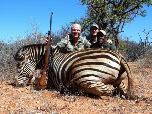 Hunting Adventure in South Africa